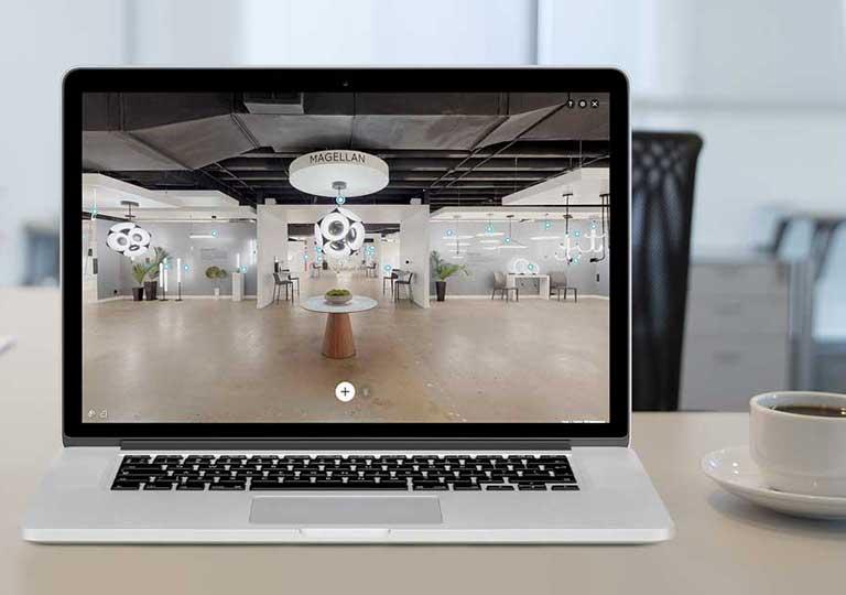 Kuzco 360° Virtual Showroom