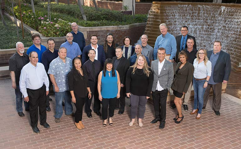 California Lighting Sales team